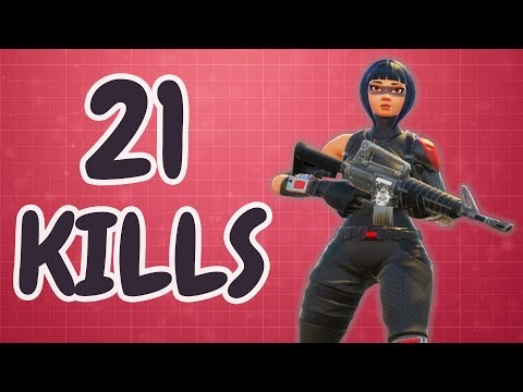 21 KILLS | 1080p | SHIFTY SHAFTS & TILTED TOWERS DESTRUCTION
