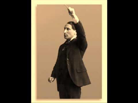 OSKAR FRIED & Beethoven's 'CHORAL' Symphony - (presto finale only).wmv