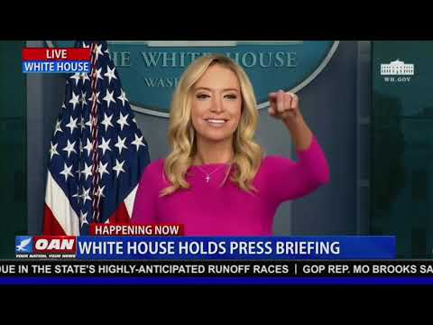 White House holds Press Briefing 12/2/20