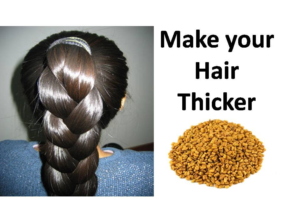 How To Make Natural Hair Look Thicker