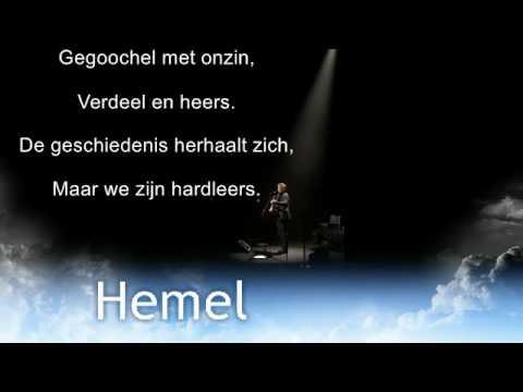 Hemel Lyrics Bart Peeters MB