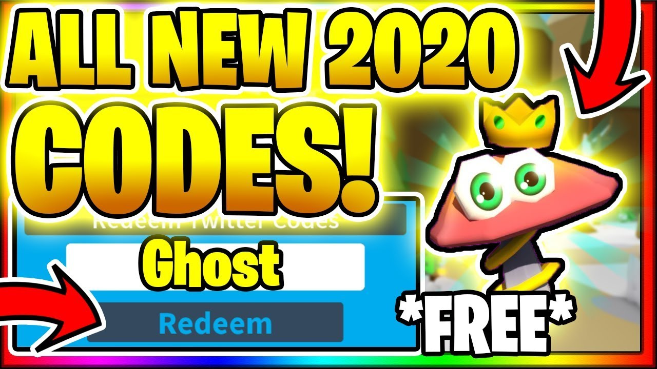 2020 All New Secret Op Working Codes Roblox Ghost Simulator