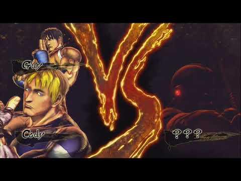 Street Fighter X Tekken Soundtrack Vs Screen Mega Man Youtube
