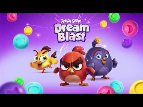 Angry Birds Dream Blast - App Preview