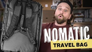 Nomatic Travel Bag (HUGE Review!)