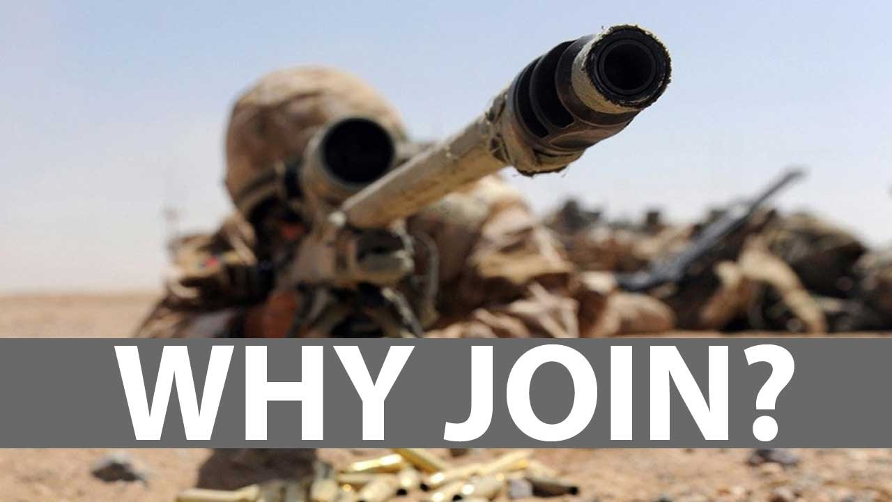 British Army - Why Join The Forces - YouTube