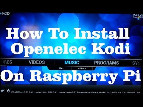 raspberry pi 2 kodi 1080p