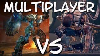 XCOM Enemy Within Multiplayer - Mechs vs Gene Soilders