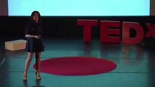 La felicidad se entrena: Mariajo Moreno at TEDxMurcia