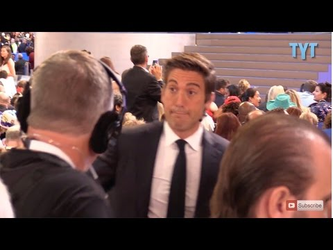 Does Jimmy Dore Have Man Crush On ABC's David Muir?