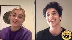 Disney Sing-Along: Someday - Meg Donnelly & Milo Manheim - From Zombies