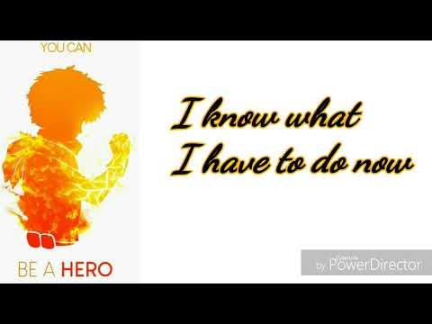 """Boku No Hero Academia """"Make My Story"""" Lyrics (Lenny Code Fiction)"""