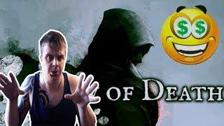 ТЕМНЫЙ КОРОЛЬ ИГРАЕТ СО СМЕРТЬЮ | Shadow of Death: Dark Knight - Stickman Fighting | Обзор