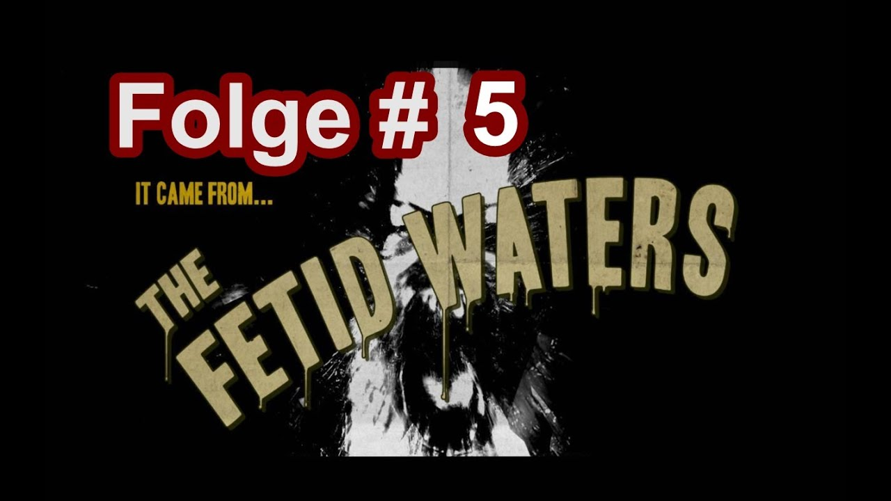 Download The House of the Dead: Overkill Folge #5 [Deutsch/HD]: Level 5 - The Fetid Waters