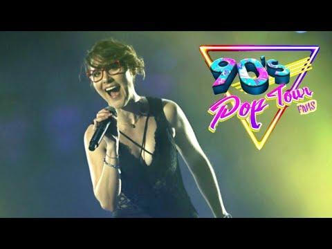Lynda - A mil por hora /90s pop tour (multicámara)