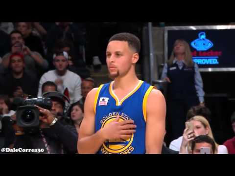 Stephen Curry - 2016 Three Point Shootout Contest