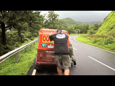 Hit The Road: India  Trailer