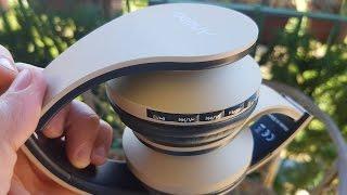 Andoer LH-811 - Recensione ITA cuffie Bluetooth MicroSD FM