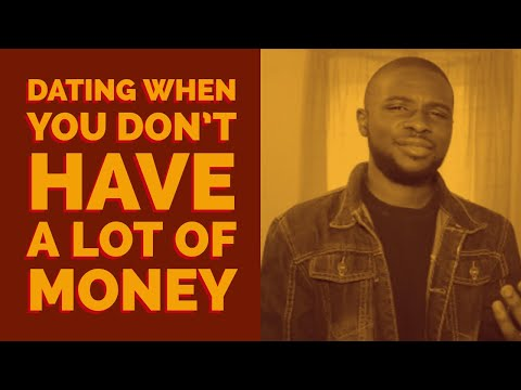 dating man with no money