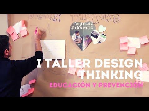 DESIGN THINKING EN EDUCACIÓN Y PREVENCIÓN