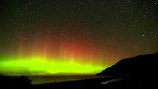 Aurora Time Lapse - Nikon D5100 - Tokina 11-16mm F/2.8 At-x Pro Dx
