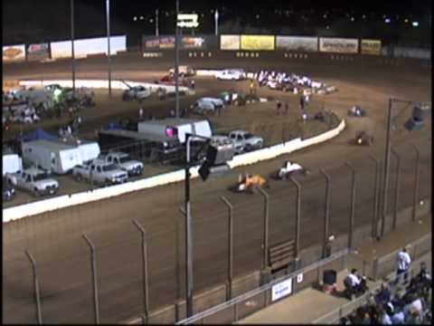 The 2009 Kindoll Classic, USAC/CRA Sprint Cars, Perris Auto Speedway (complete show)