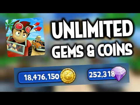 Beach Buggy Racing MOD | Unlimited Coins & Gems HACK [APK] 1