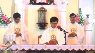Lễ Tạ Ơn Tân Linh Mục : Tađêô Nguyễn Văn Yên 31-8-2016