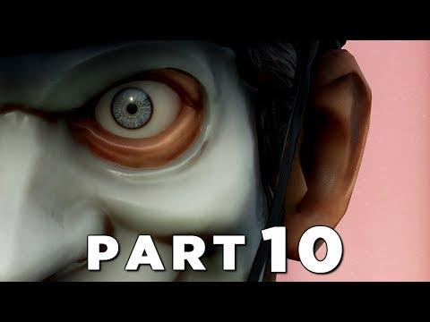 WE HAPPY FEW Walkthrough Gameplay Part 10 - GET OUT