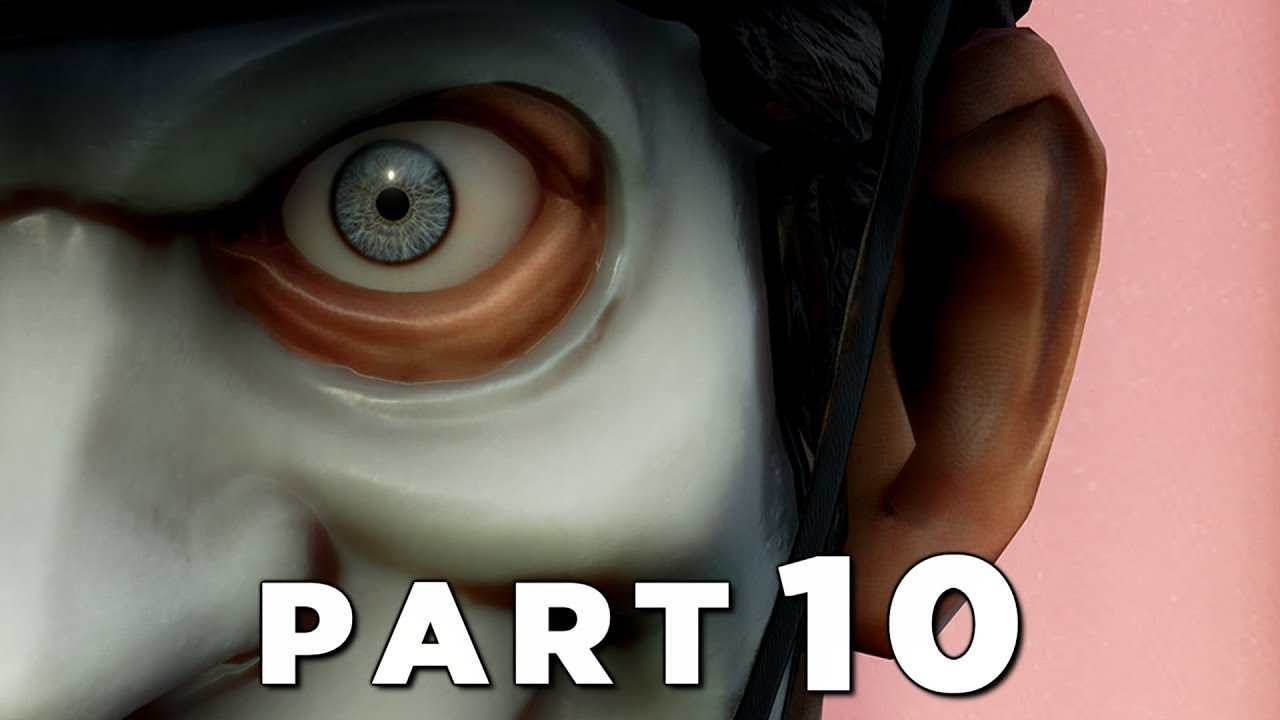WE HAPPY FEW Walkthrough Gameplay Part 10 - GET OUT
