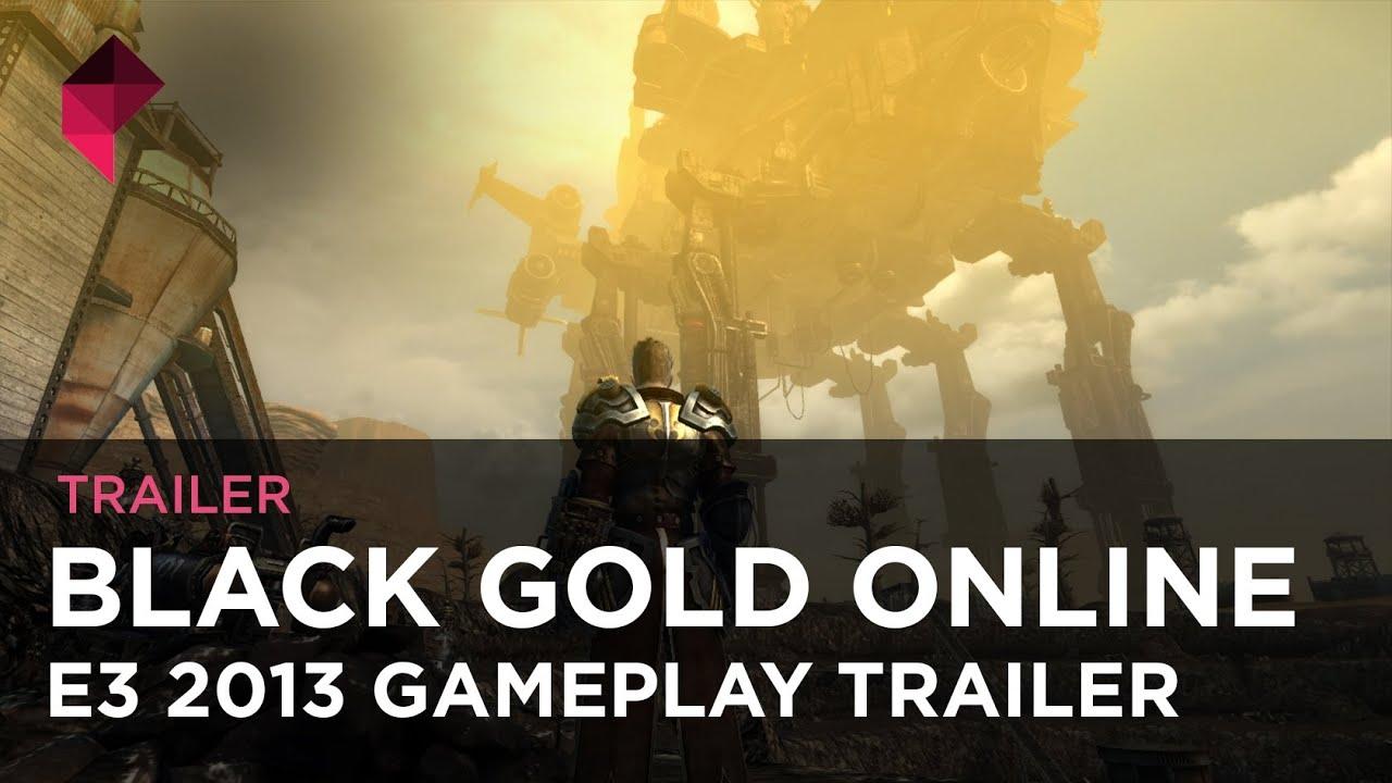 Black Gold Online Gameplay