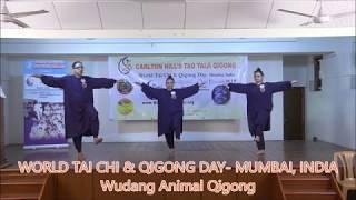 World Tai Chi & Qigong Day 2019- Mumbai, India- Wudang Animal Qigong