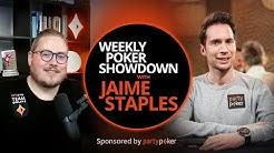 Weekly Poker Showdown S01 E31 | Jeff Gross