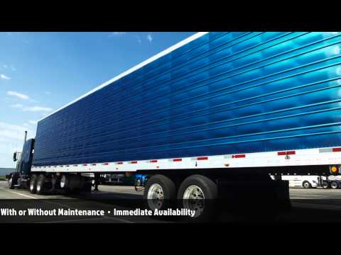Semi Trailer Leasing with CLC