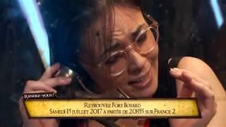 [AVANT-PREMIERE] Fort Boyard 2017 - Agathe Auproux dans la Cabine abandonnée (15 juillet 2017)
