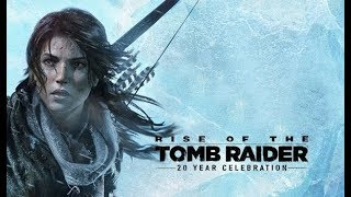 Rise of the Tomb Raider primeira meia hora GTX1080ti