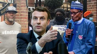 Happening Now President Buhari To Be Chsed Out Of France More Details
