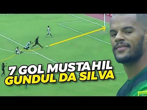 GAK MASUK AKAL !! Lihat Inilah 7 Gol David Da Silva, yang Buat Persebaya Membeli nya Kembali