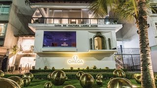 The OMEGA House at Rio 2016
