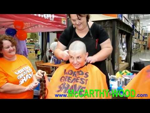 All Family Shave Hair