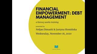 Financial Empowerment Debt Management
