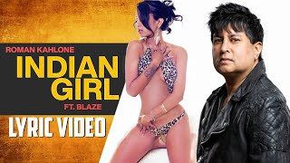 """Best New Dance Song"" ""(Hip Hop/Rap)"" - ""INDIAN GIRL""- Roman Kahlone"