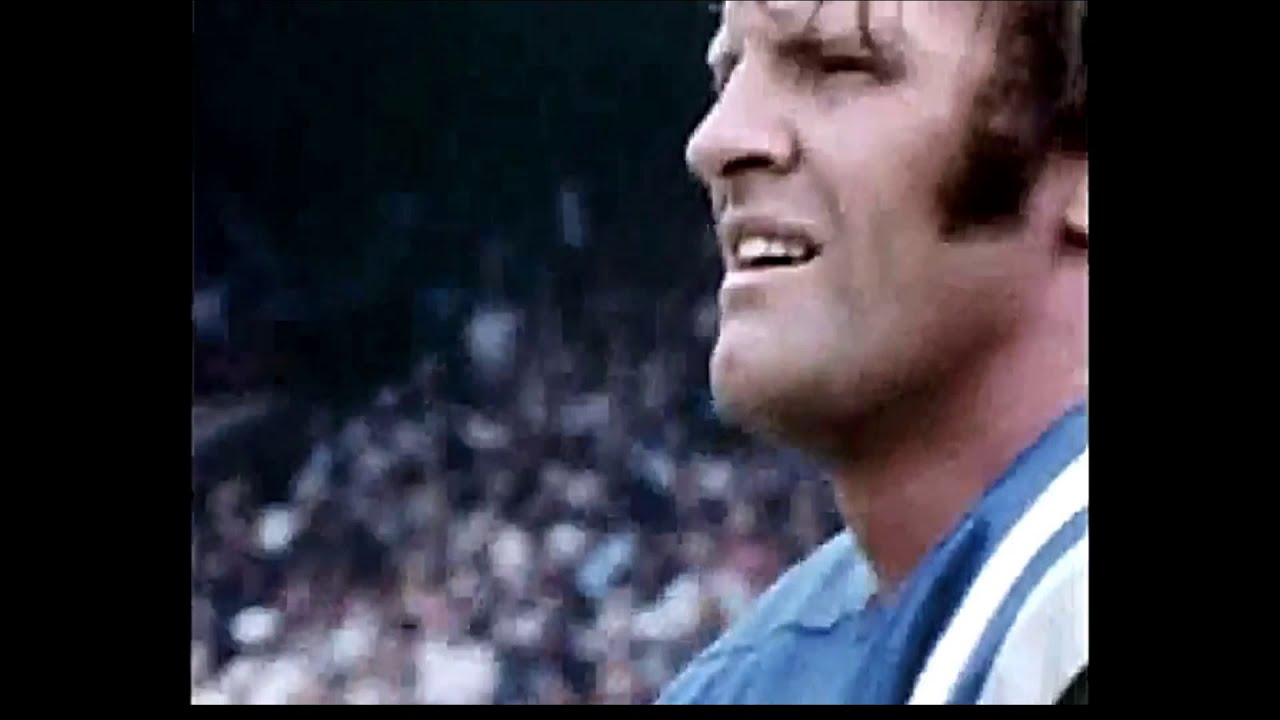 NFL 1972 - Restored film