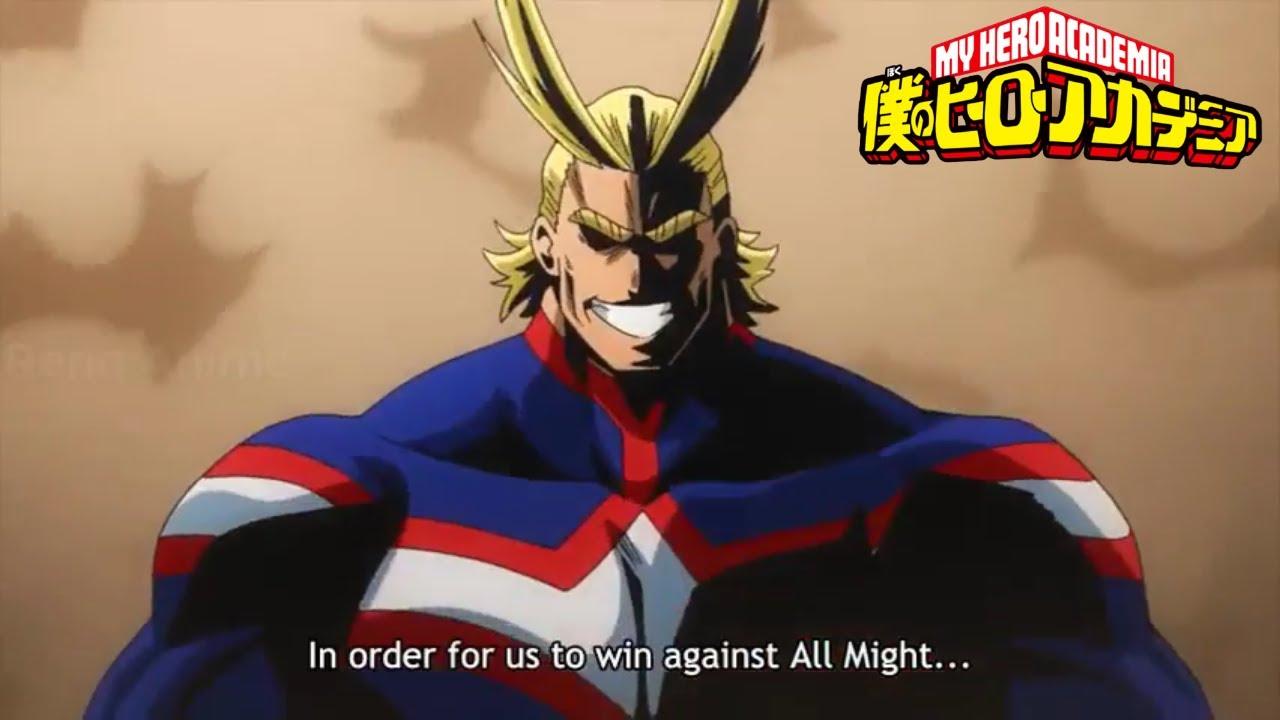 Boku No Hero Academia Season 2 Ger Sub