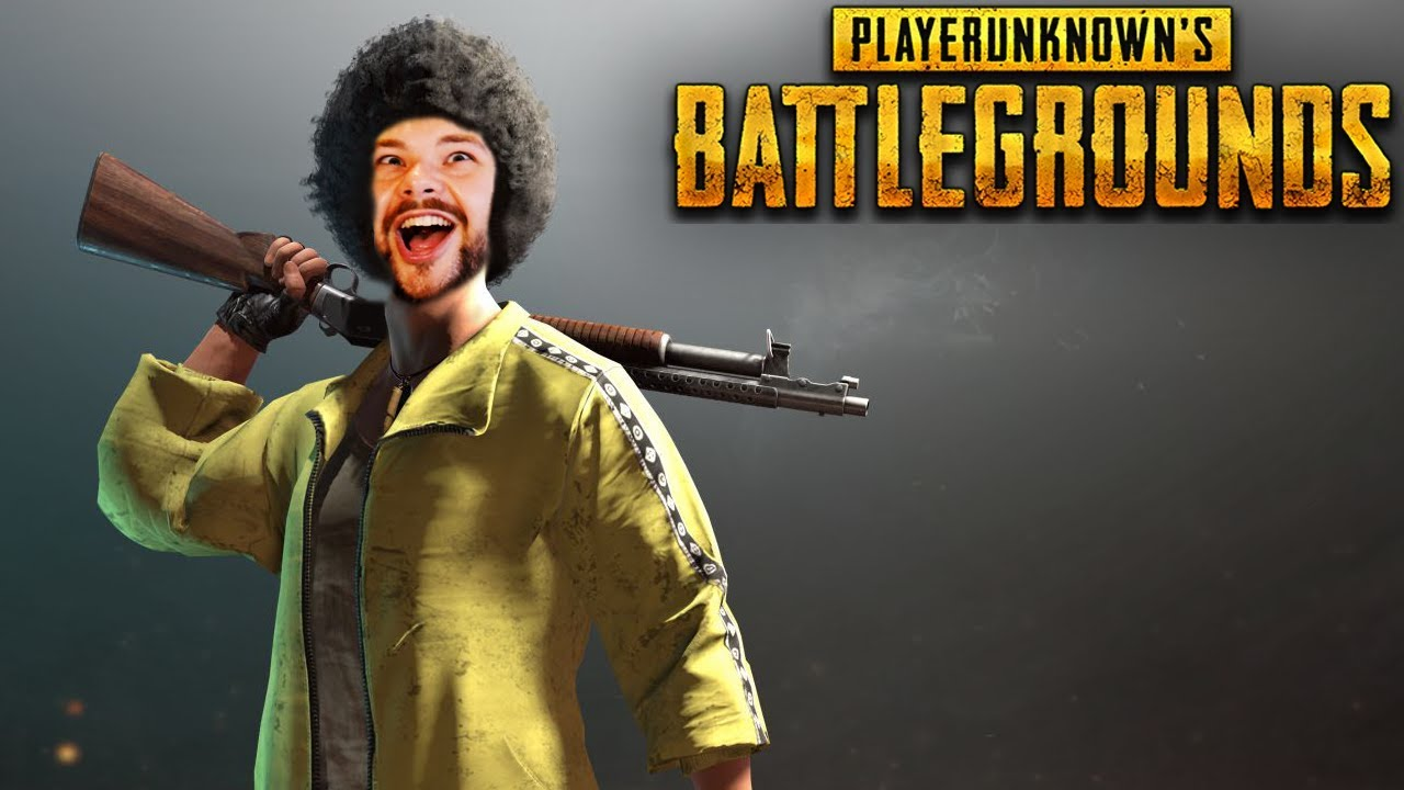 Playerunknown S Battlegrounds Cartoon: PLAYERUNKNOWNS BATTLEGROUNDS