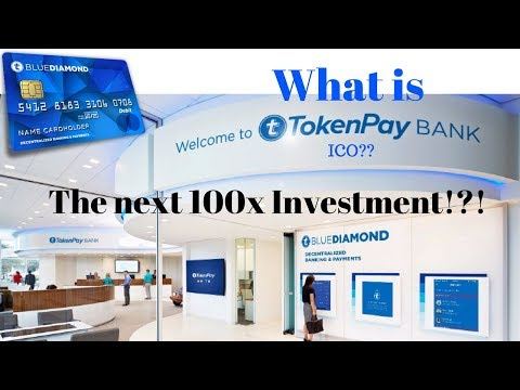 What is TokenPay (ICO)?  TokenPay Bank, Debit Card and more!