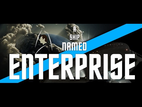 Star Trek: A Ship Named Enterprise