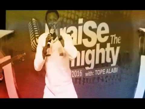 PRINCE GOKE BAJOWA @ PRAISE THE ALMIGHTY CONCERT 2016