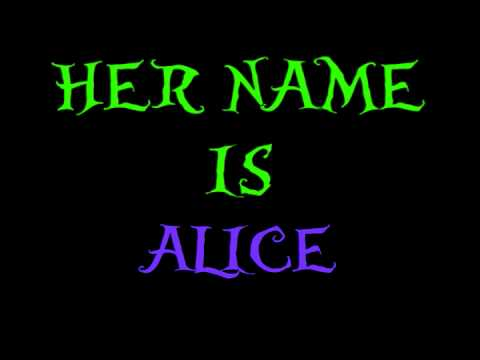 Shinedown  Her Name is Alice lyrics