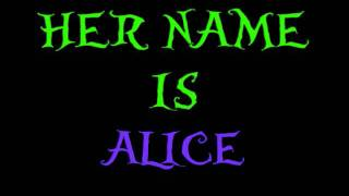 Repeat youtube video Shinedown - Her Name is Alice (lyrics)